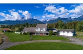 18505364, Spectacular Country Home on 48 Acres with Wallowa River Frontage!
