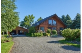 20173610, Chalet-Style Home and Incredible Park-Like Property