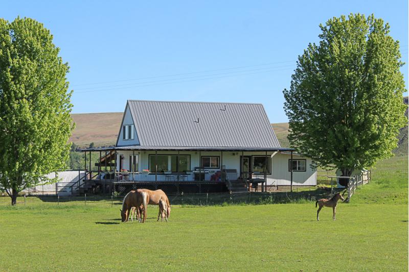 B&L Ranch Outside Lostine