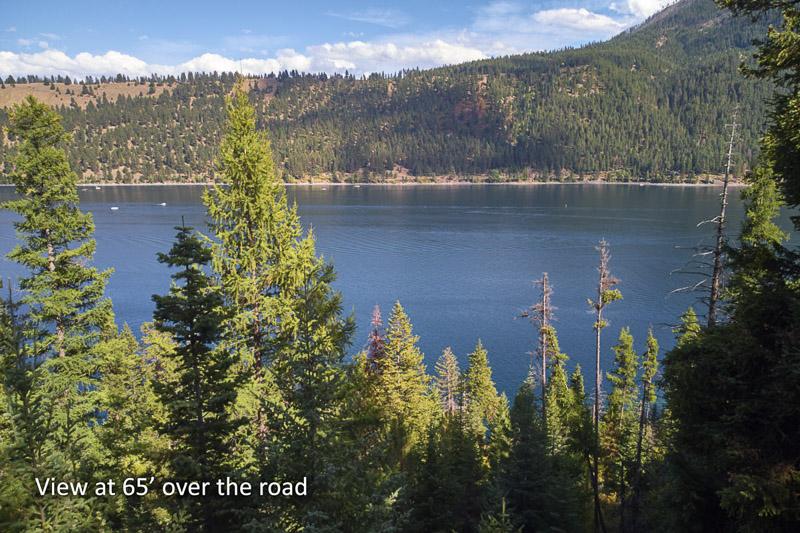 Wallowa Lake View, Wooded 1.14 Acre Lot